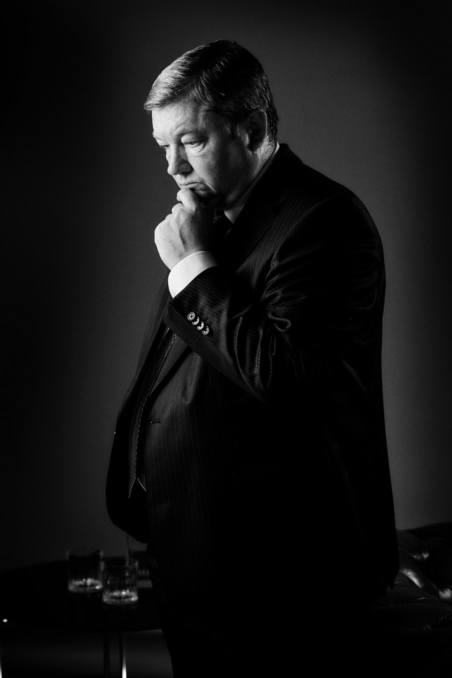 Portrets Armands Bobrovskis