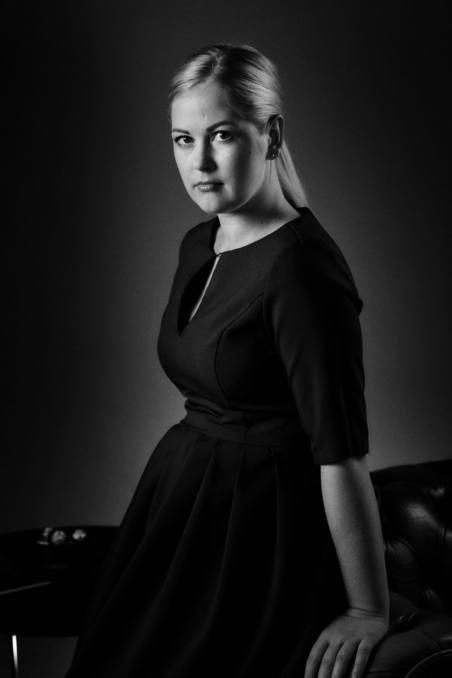 Portrets Daiga Nāckalna-Bivbāne