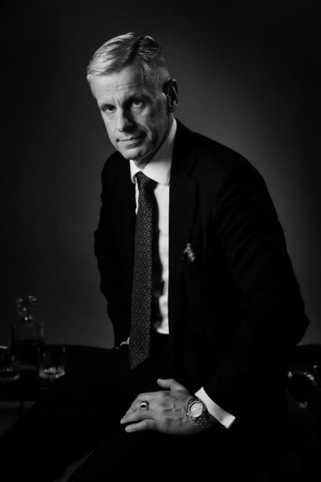 Portrets Egons Rusanovs