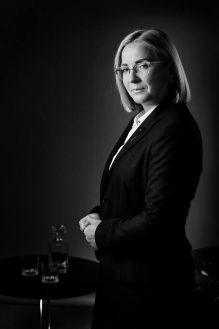 Portrets Iveta Ēdolfa
